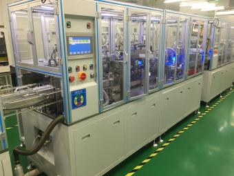 Relay Automatic Assembly Line