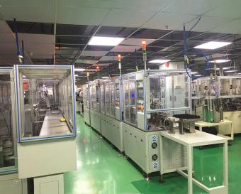 automatic relay production line